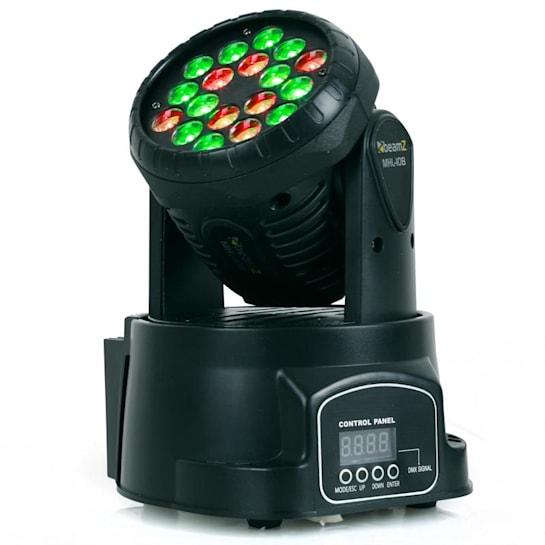 MHL-108 Moving Head Party Disco Light LED RGB DMX