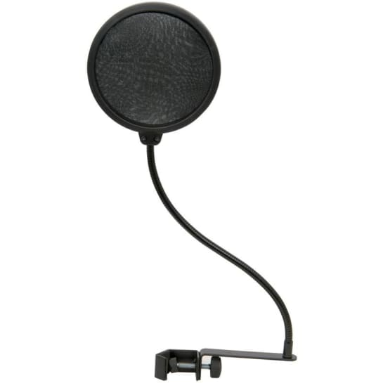 "188.004 Pop Up Microphone Shield 5"""