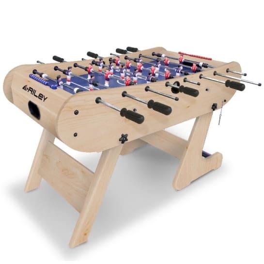 FFT13-4LN tafelvoetbalspel opvouwbar 61x160x45cm