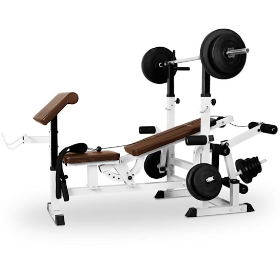 Vadbena klop, Bench press