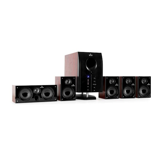 Areal Active 525 Wd 5.1 Channel Surround Speaker System AUX