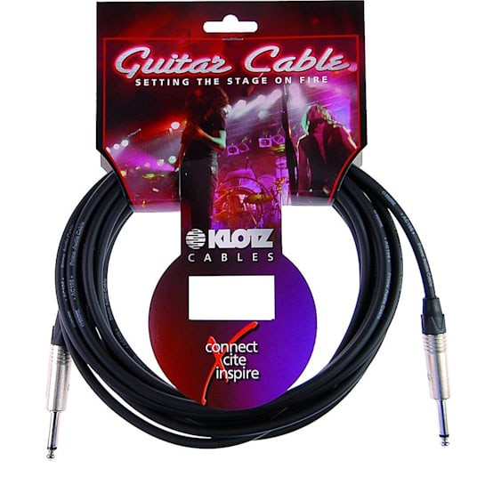 Prime Standard IKN06PPSW Instrument Cable Straight 6m