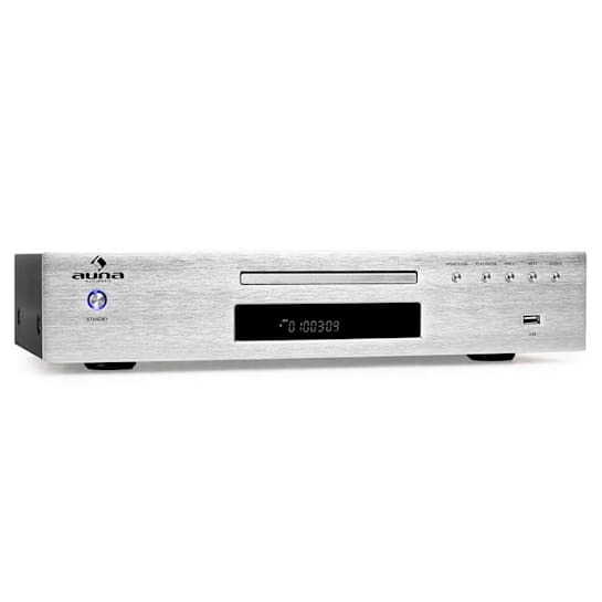 AV2-CD509 CD Player Radio Receiver USB MP3