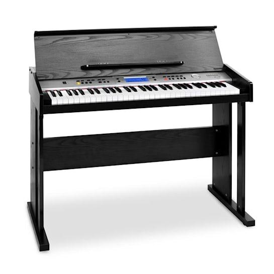 Carnegie-61, elektronický klavír, 61 kláves, MIDI,