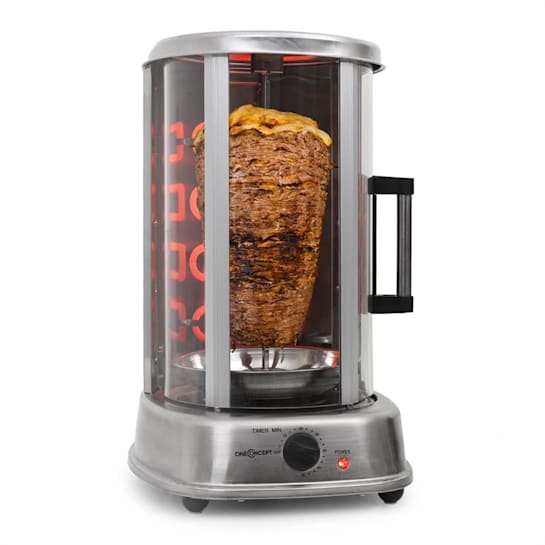 Kebab Master Pro Vertical Grill 1500W Skewer