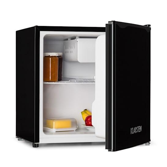 Klarstein 40L A+ Mini Hladnjak i Zamrzivač - Crna