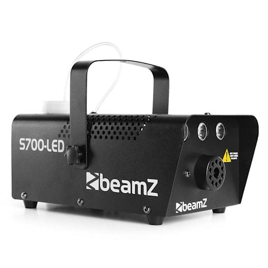S700-LED Dimna naprava, Efekt plamena