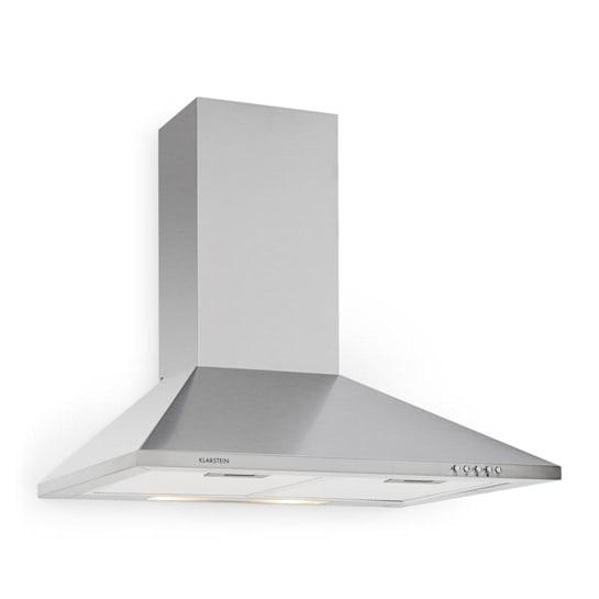 Klarstein TR60WS páraelszívó, 2 x szűrő, rozsdamentes acél