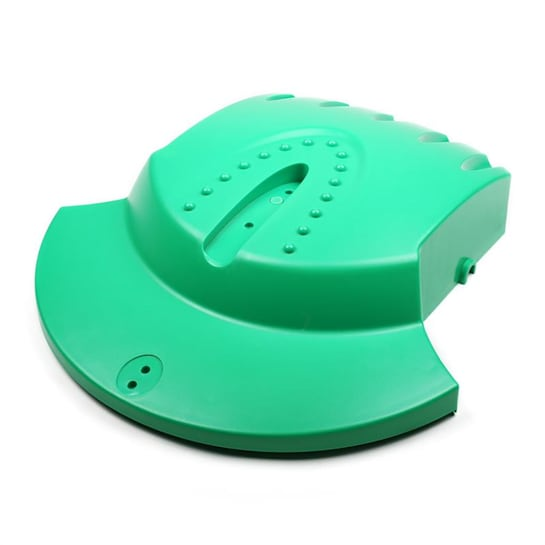 Duramaxx pokrov za zaštitu od kiše za kosilicu robot Garden Hero, zeleni