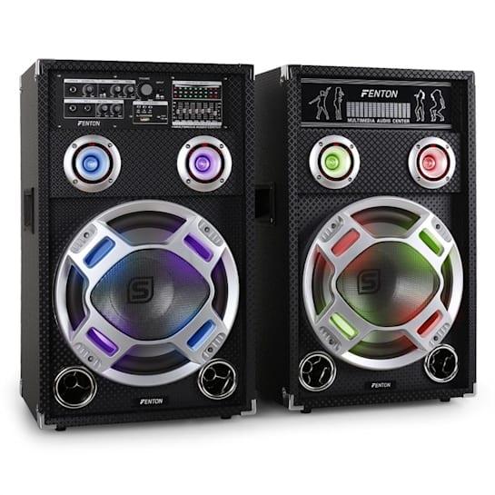 KA-12 Set Activ PA Difuzor cu sistem de Karaoke