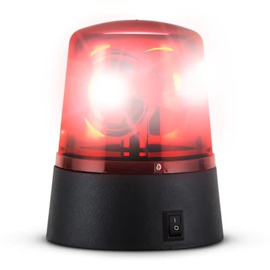 JDL008R, rendőrségi piros LED fény