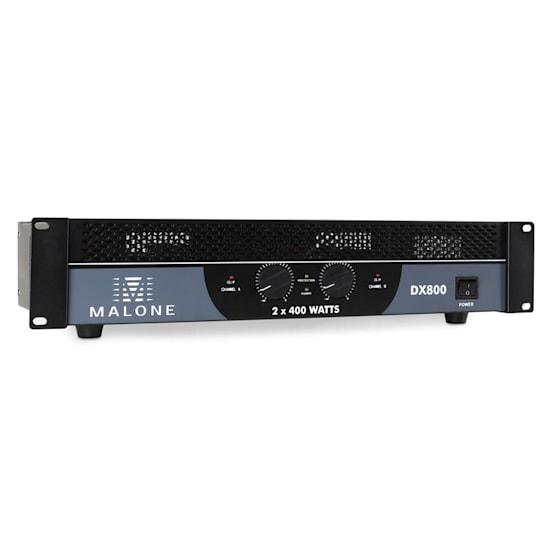 DX800 amplificatore 800W ponticellabile