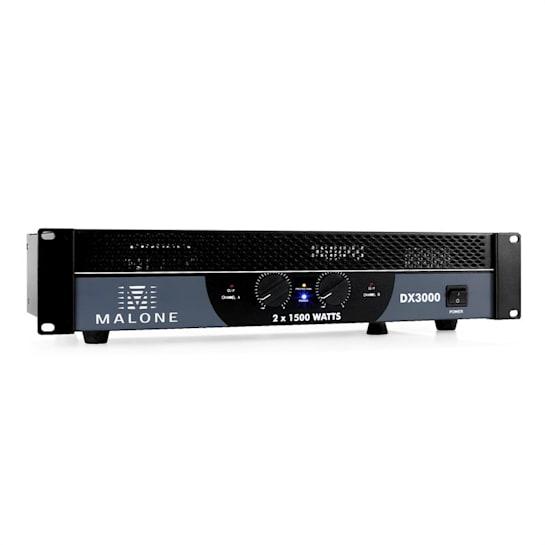 DX3000 PA pojačalo 3000W PREMOSTIVO