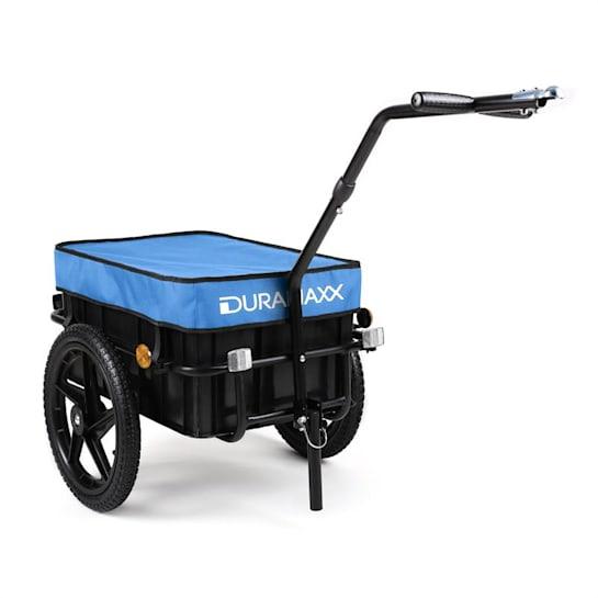 Big-Blue-Mike modrý, přívěs za kolo
