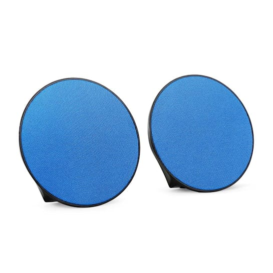 Dynasphere portable Bluetooth-Lautsprecher blau AUX