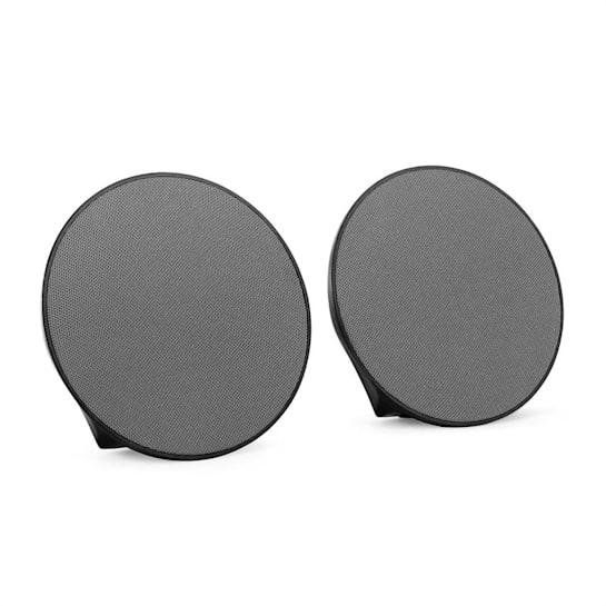 Dynasphere Bluetooth-Lautsprecher grau AUX