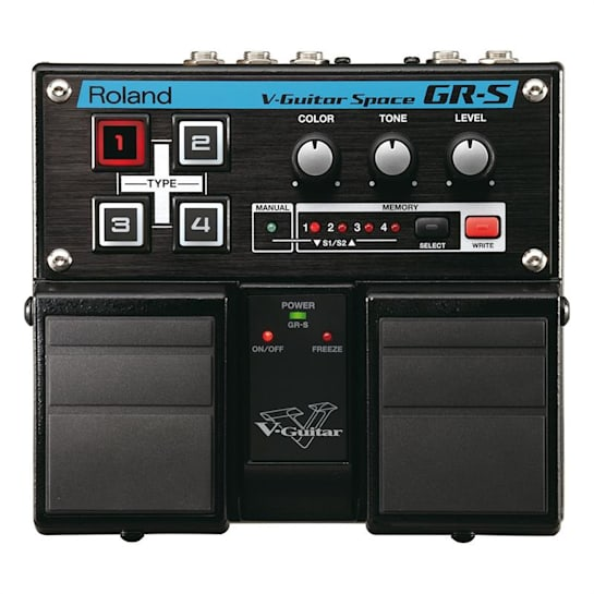 GR-S V-Guitar Space Effektgerät