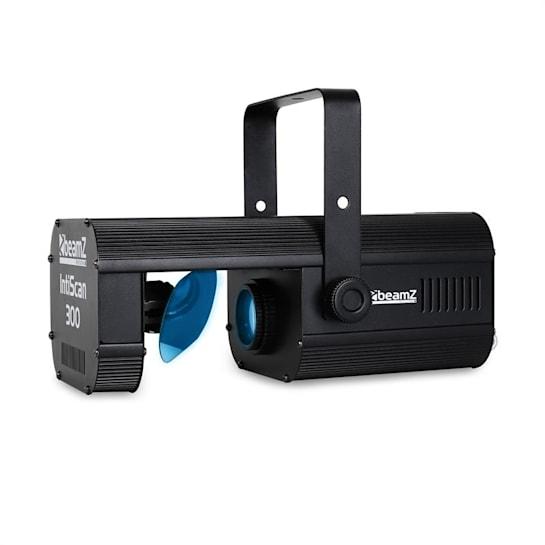 IntiScan300, LED szkenner, DMX, gobo