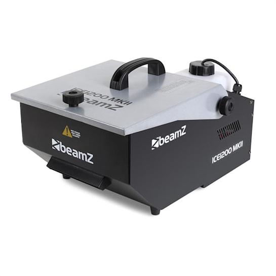 Ice1200 MKII Eis-Nebelmaschine 1200W | 125 m³/min | 0,5 l Tank