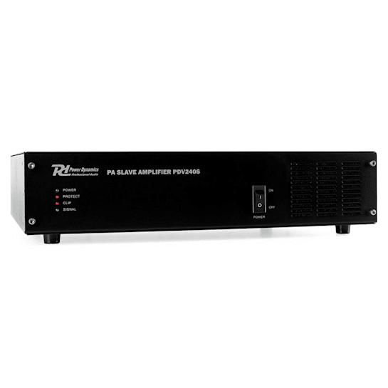 PDV240S Amplificatore Boost 240W RMS