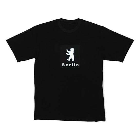 LED Shirt Berlin Size XL