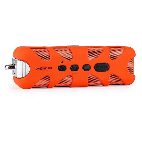 Orange Know, bluetooth zvučnik, AUX, akum.