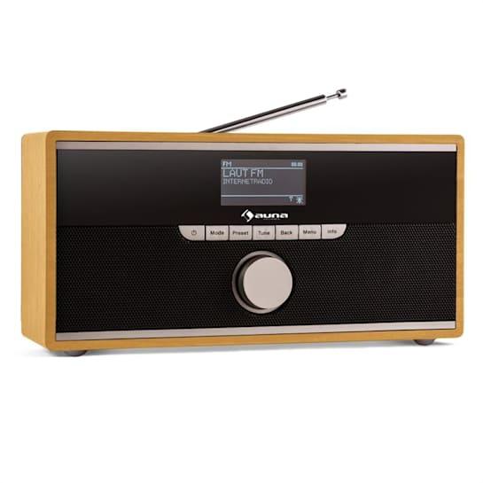 Weimar, DAB-Radio, internet radio, bluetooth, DAB+, FM, budilica, prijenosni