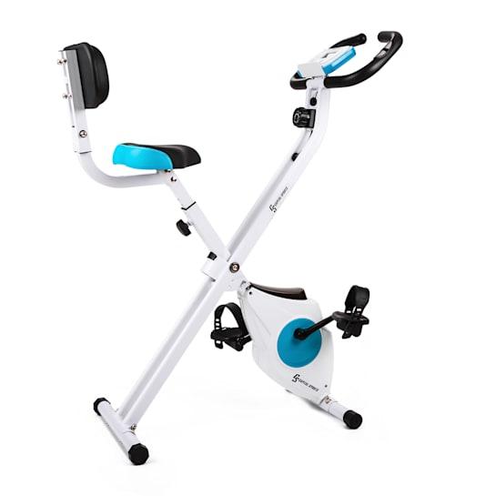 Azura M2 Exercise Training Bicycle Backrest Foldable 100kg