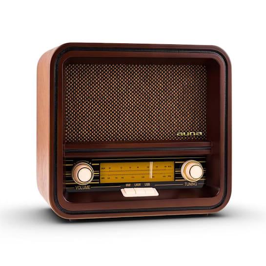 Belle Epoque 1901 Radio rétro nostalgie FM AM USB MP3