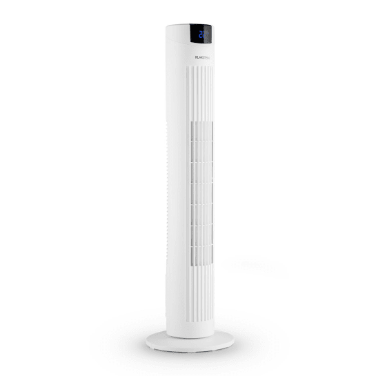 Skyscraper 2G Turmventilator 40W Aroma Touch Fernbedienung weiß