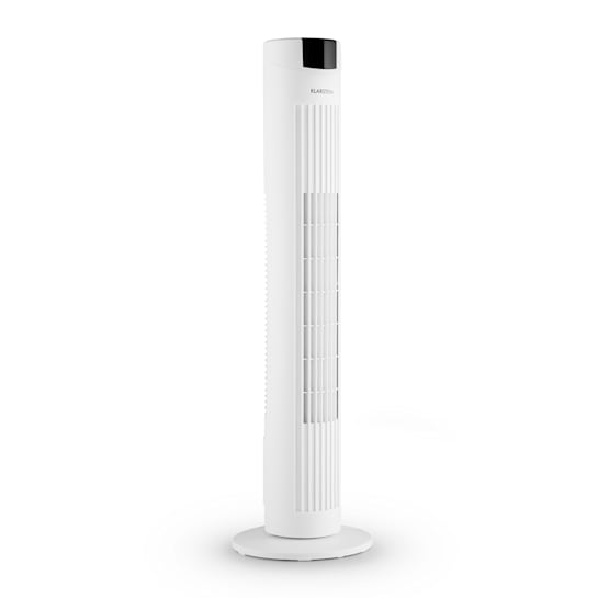 Skyscraper 2G вентилатор тип кула, 40W, Touch контрол, дистанционно управление бял