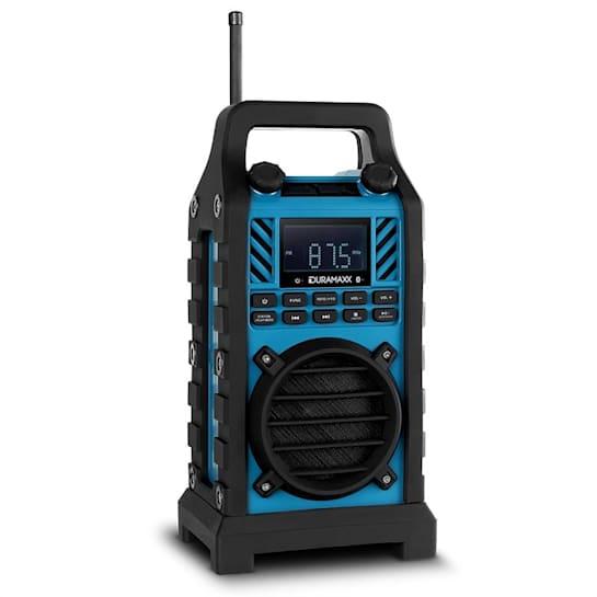 Construction Hero Outdoor Radio DAB / DAB + MP3 AUX Bluetooth
