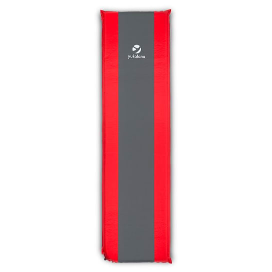 Goodrest 3 Sleeping Mat Air Mattress 3cm Thick Self-Inflating Red-Grey
