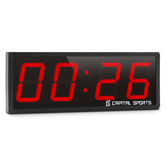 Timeter 2.0 4 Sporttimer Tabata-Timer 4 Ziffern