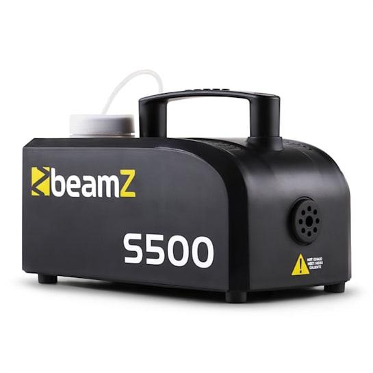 S500 nová edícia, 500 W, dymostroj, 50 m³, 250 ml hmlovej tekutiny