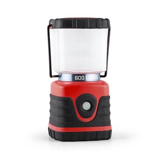 Yequuleus latarnia kempingowa LED 600 lumenów kwadratowa 150h 15m czerwona