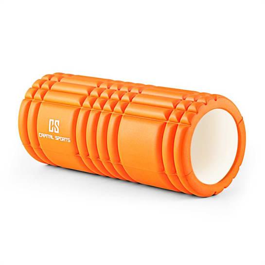 Caprole 1 Massageroller 33 x 14 cm orange