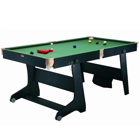 FS-6 TT-1 kulečníkový stůl s deskou na hraní stolního tenisu a šipek, sklopitelný