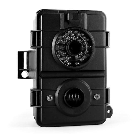 Grizzly 3.0 Action Camera Infrarossi 8MP SD Uscita TV- HD Nera
