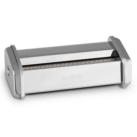 Klarstein Siena Pasta Maker, 1 mm, priključak za pripremu rezanca, pribor, nehrđajući čelik