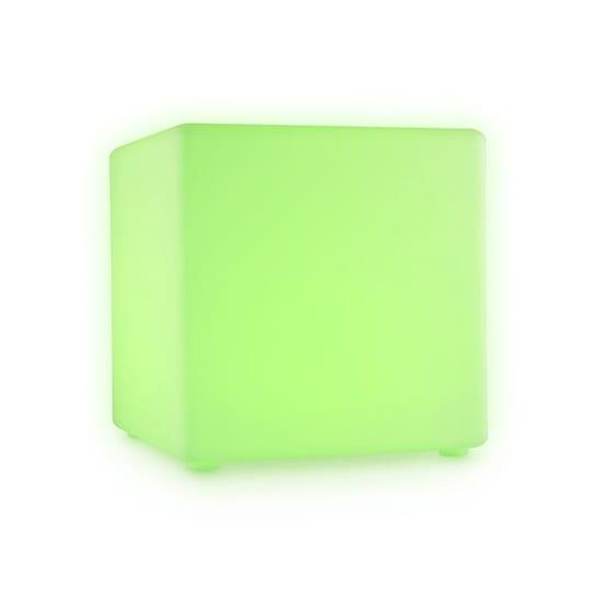Shinecube Siège Cube lumineux LED 30x30x30cm 16 LED RVB batterie