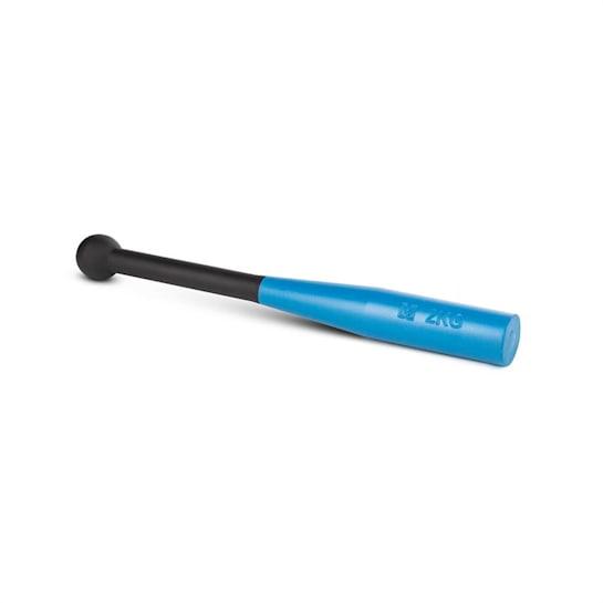 Bludgeon Clubbell Maza negra/azul acero 2 kg