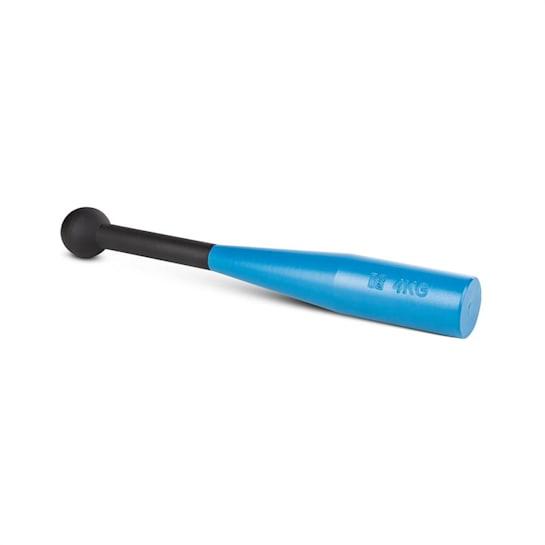Bludgeon Clubbell Schwungkeule schwarz/blau Stahl 4 kg