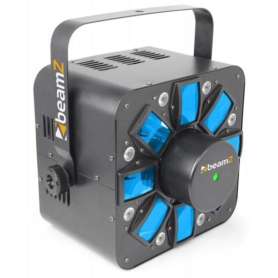 Multi Acis III LED-lichteffect Stroboscoop Laser RGBAW incl. beugel