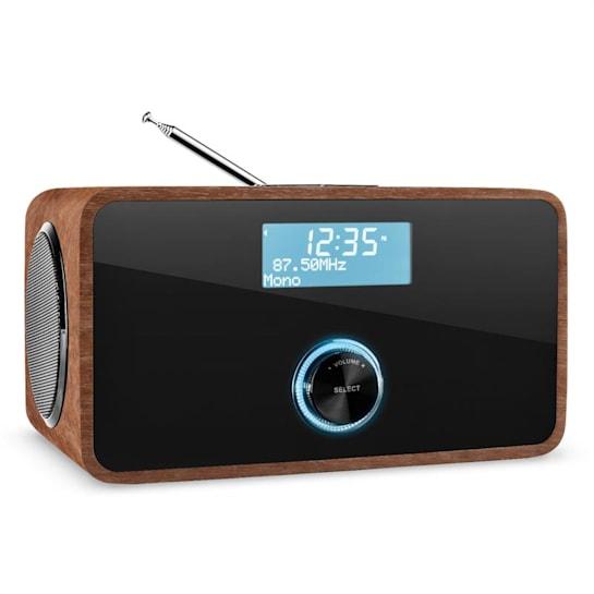 DABStep DAB/DAB+ Digital Radio Bluetooth OUC RDS Sveglia Noce
