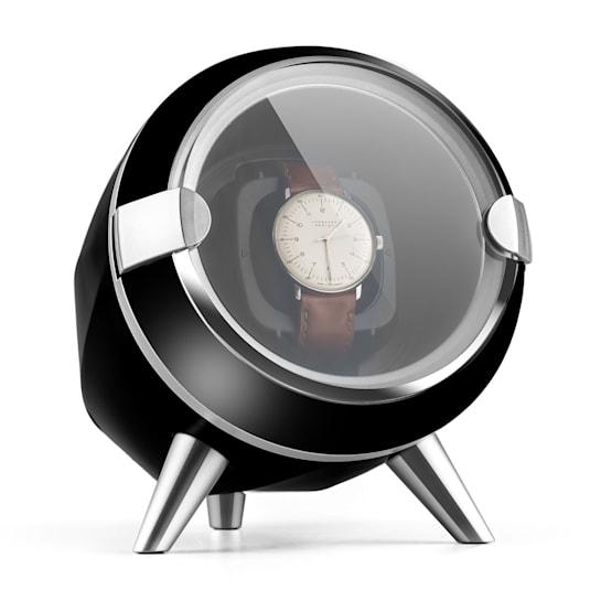 Klarstein Sindelfingen, crni, pokretni stalak za sat, pokret desno-lijevo, 1 sat