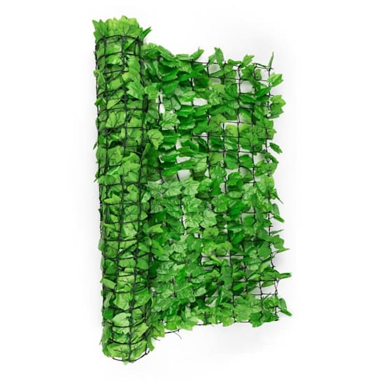Fency Bright Ivy Privacy Windscreen 300 x 100cm Ivy Light Green