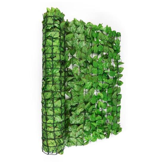 Fency Bright Leaf Recinto Privacy Antivento 300x100 cm Faggio Verde Chiaro