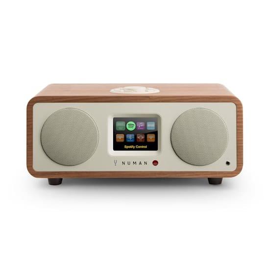 One WH, 20W, orah, 2.1 internet radio sa DAB/DAB+, Bluetooth, spajanje na Spotify