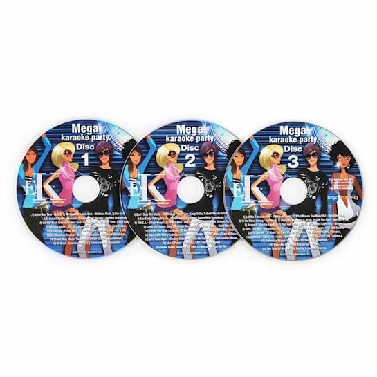 KS3 Karaoke CD-Set